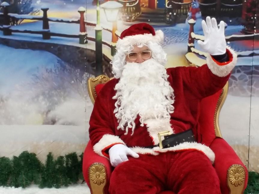 Uslikaj se sa Deda Mrazom