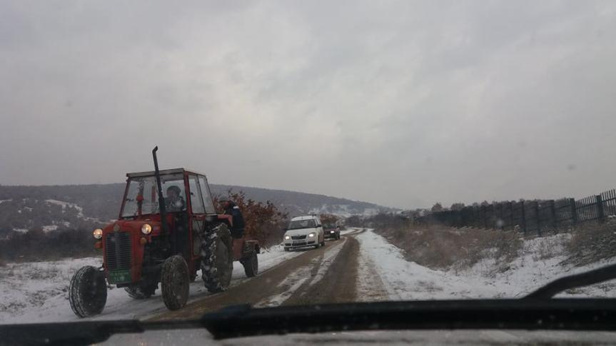 Бадњи дан на централном Косову