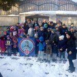 Студенти из уже Србије прикупили и поделили више од 600 пакетића српским малишанима са КиМ