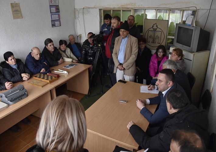 Popović obišao Udruženje slepih i slabovidih u Gračanici