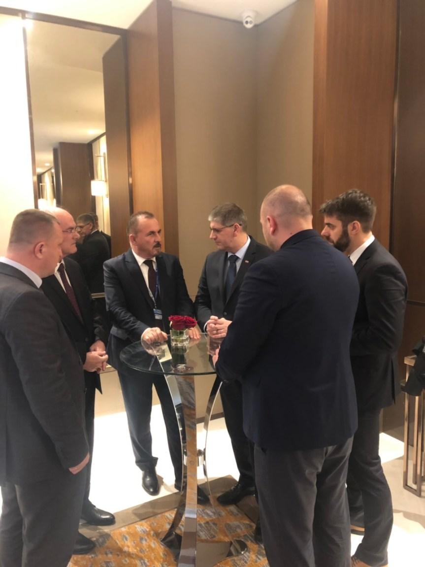 Министар Мустафа се састао са колегама из Хрватске и Словеније