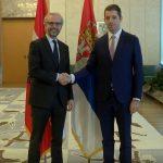 Ђурић Лутеротију: Србија неће дозволити отимање Трепче