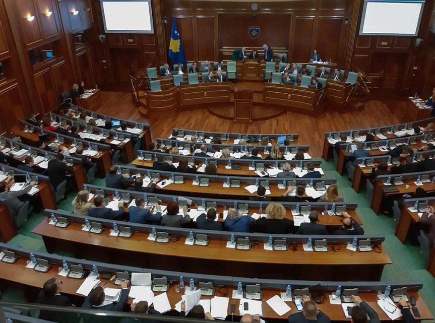 После маратонског заседања, Скупштина Косова усвојила Буџет, закон о платама у јавном сектору и сет других важних закона.