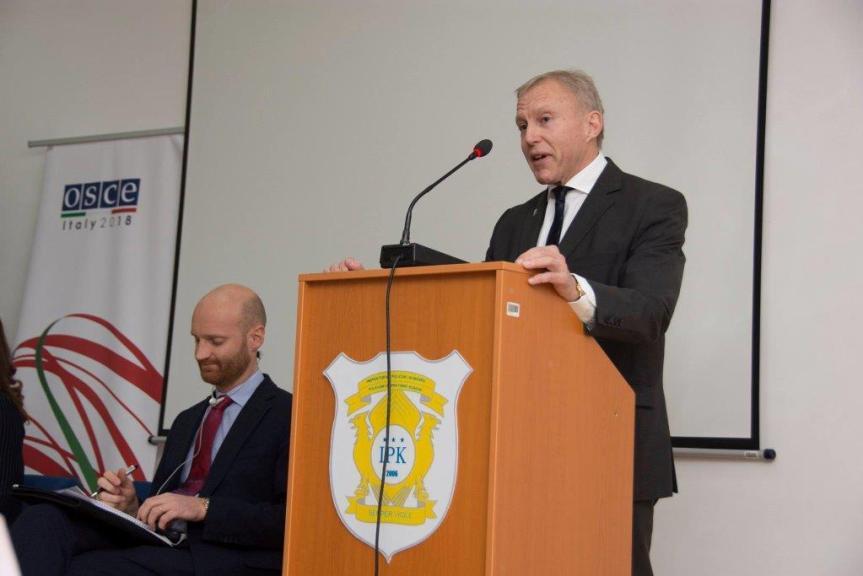 ОЕБС: Службеници Полицијског инспектората Косова завршили обуку о борби против корупције