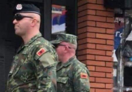 Српска листа: Откуд војници Републике Албаније на улицама српских градова када војска те земље није део мисије КФОР-а?