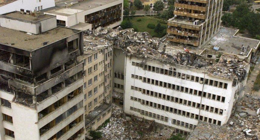 Da se ne zaboravi: 7. aprila NATO bombarderi usmrtili 10 civila, među kojima i troje dece u Prištini.