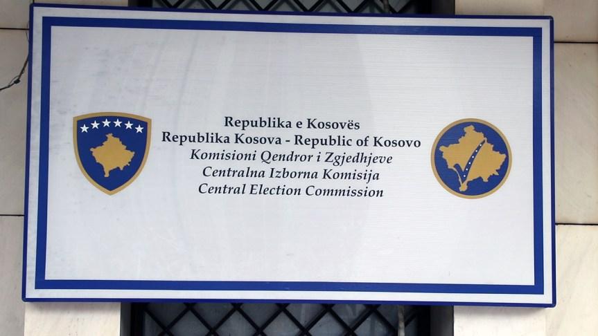Za kosovske vanredne parlamentarne izbore prijavljene četiri koalicije
