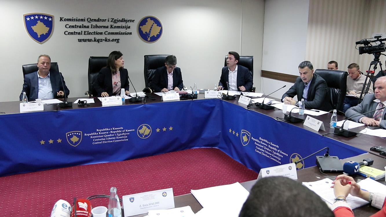 Centralna izborna komisija nije potvrdila kandidaturu članova Srpske liste