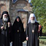 Патријарх српски господин Иринеј данас поподне у Грачаници