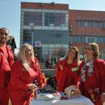 Prvi april dan službe Hitne pomoći iz Lapljeg Sela