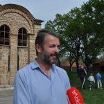 Директор Комбанк дворане Игор Станковић у Грачаници: Драго ми је да ово место одише вером у боље сутра!