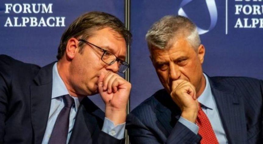 """Спекулације о """"двоструком суверенитету"""" неприхватљиве за Приштину и Београд"""