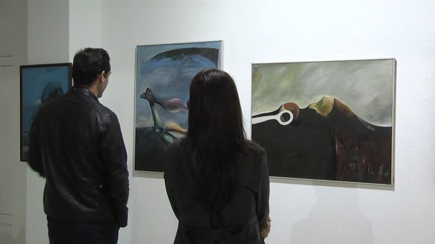"""""""Свет моје слике"""", меморијална изложба Љубомира Љубише Танасковића"""