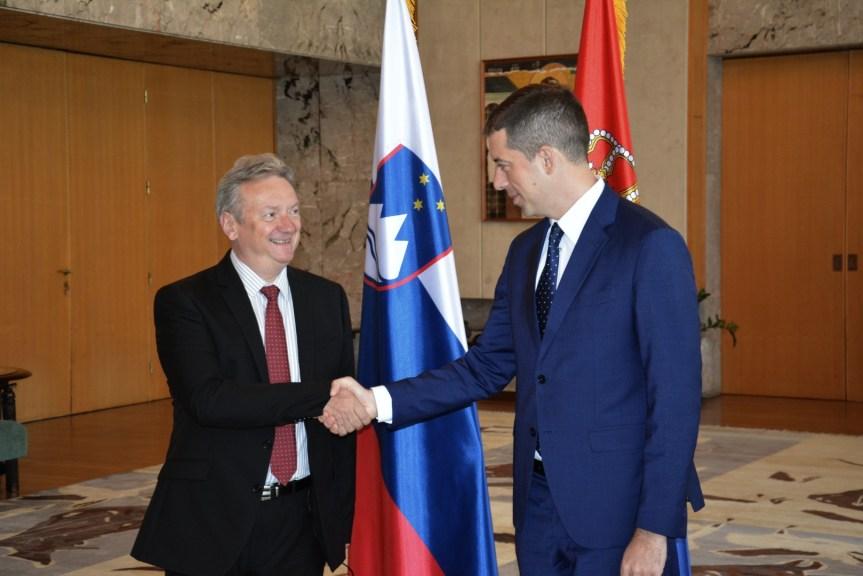 Ђурић: Једнострани потези Приштине онемогућују смислени дијалог