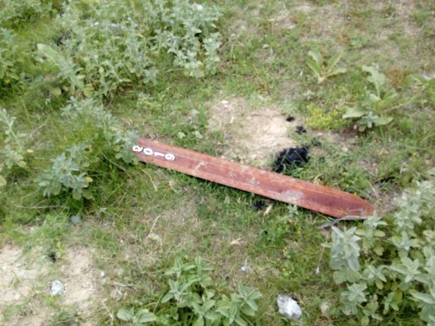 Ораховац: Поломљен крст недавно сахрањене Српкиње