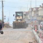 У току радови на проширењу путева у Гњилану