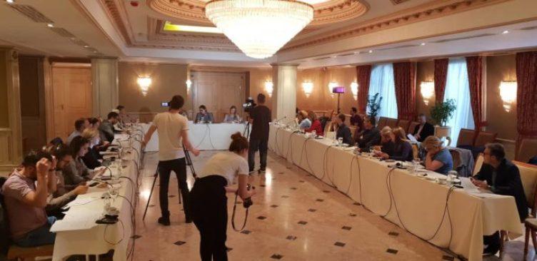 Конференција Жене у медијима, фото: Коссев