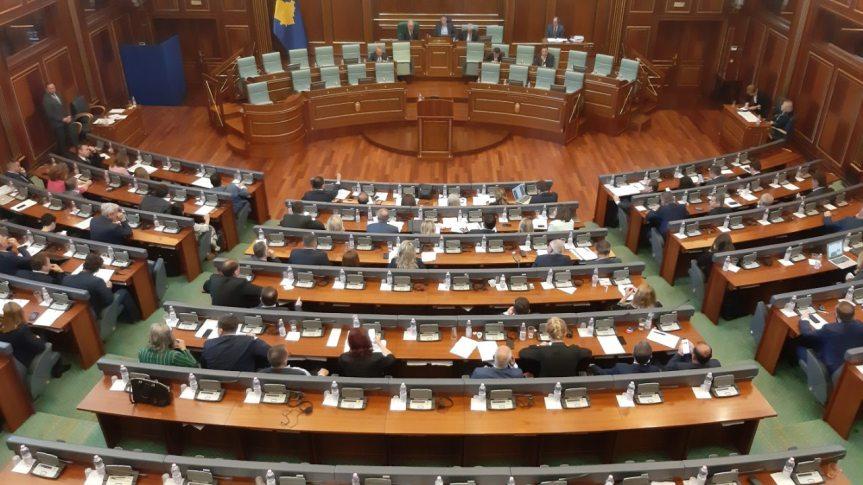 Скупштина Косова: Несугласице и свађа око предложеног дневног реда. Весељи позвао посланике да се уозбиље. Курти: Формирање Суда за ратни злочин ургентна ствар!