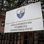 Уставни суд ће појаснити ко има право да преговара са Србијом