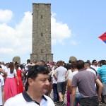 Владика Атанасије са Газиместана: Борићемо се поново за ослобођење наше окупиране земље