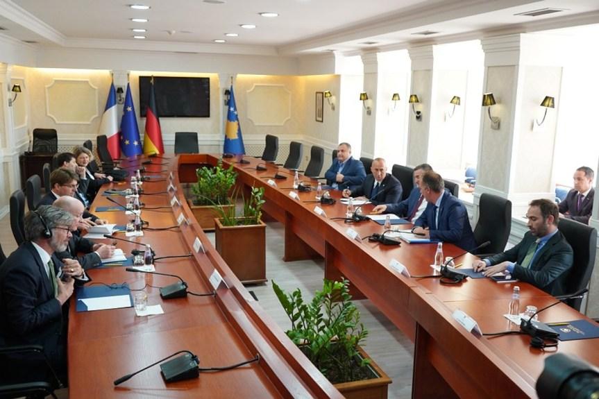 Косовска делегација спремна за Самит у Паризу