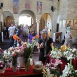 Руски монаси донели део одежде Исуса Христа у Београд