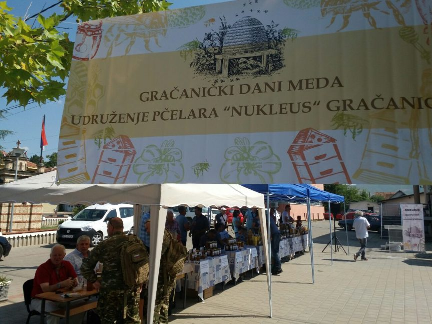 Дани меда у Грачаници