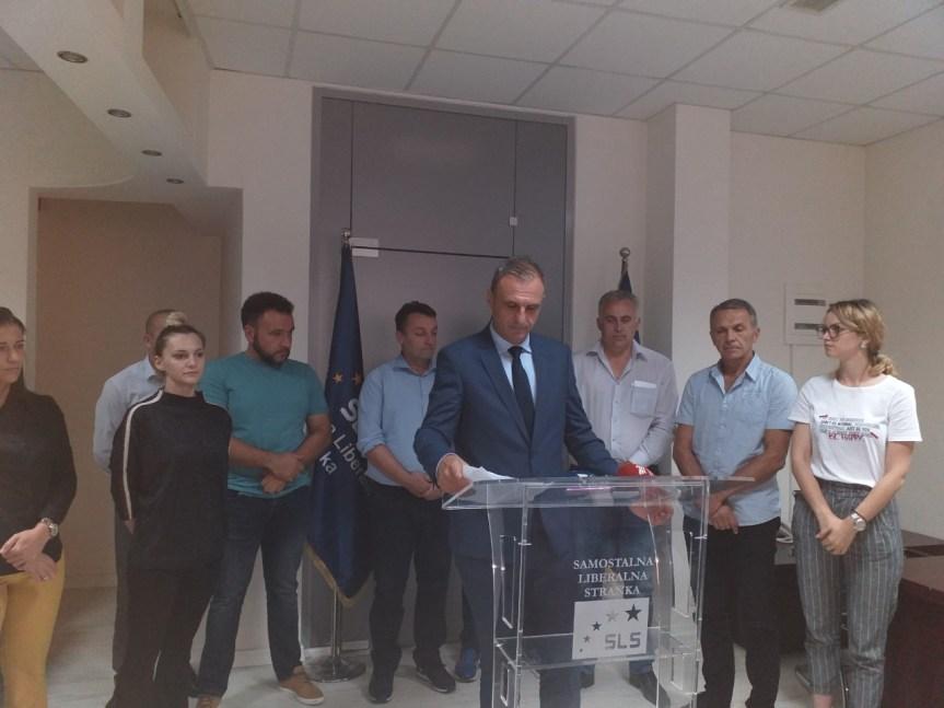 Слободан Петровић: И поред претњи, нисмо уплашени