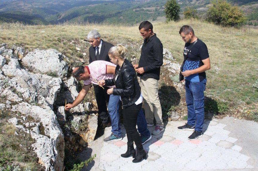 Драгиша Мирић започео предизборну кампању у Прилепцу