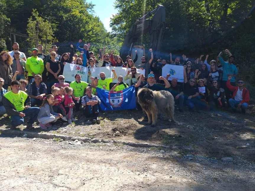 Брезовица: Донкихотовска борба против изградње МХЕ