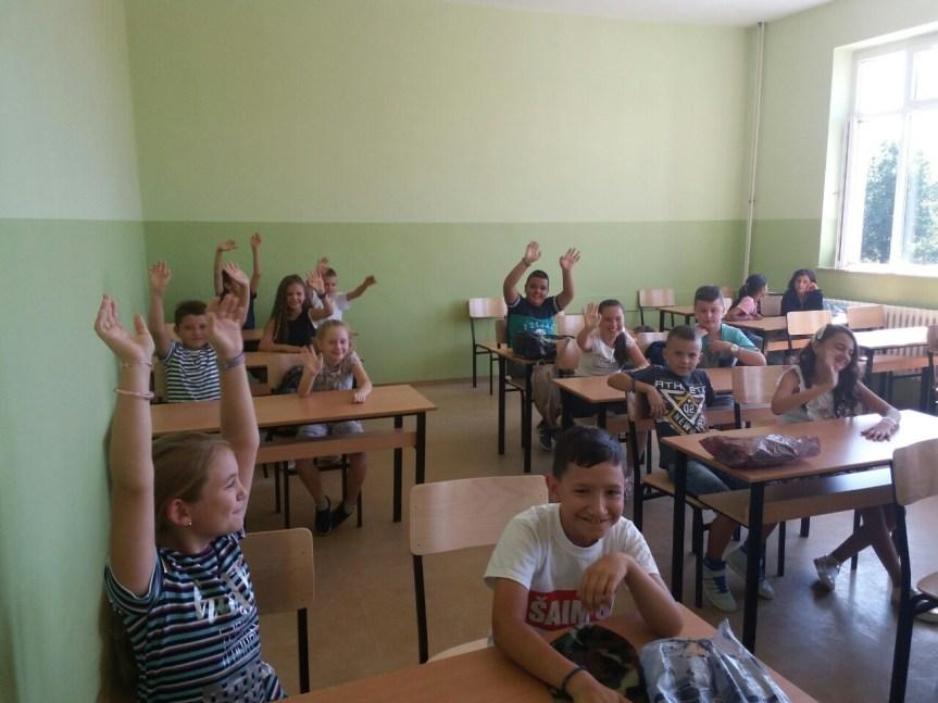"""ОШ """"Краљ Милутин"""" у Грачаници: Нова школска година у новим условима и са новим школским правилима"""