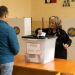 Самоопредељење или Демократски савез; Српска листа свих десет мандата
