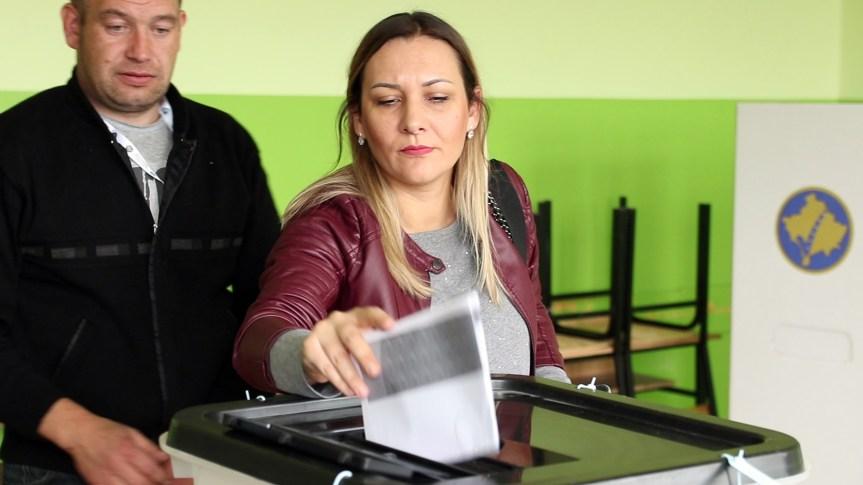 Највише бирача гласало у Општини Зубин Поток, најмање у Општини Драгаш