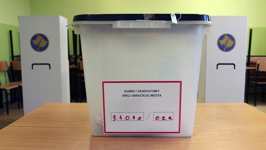 Sutra počinje brojanje glasova pristiglih poštom