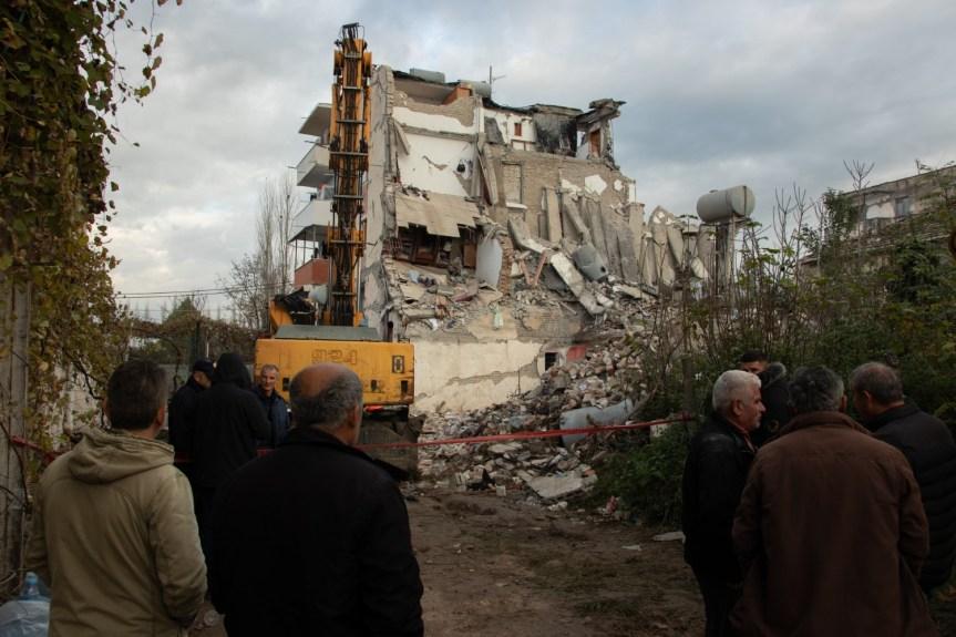 Земљотрес у Албанији – ГрачаницаОнлајн у епицентру