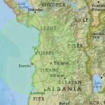 Novi zemljotres pogodio Tiranu i Drač