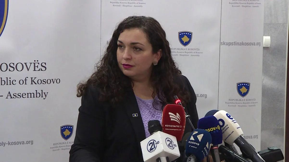 Вјоса Османи прети да ће сменити председницу ЦИК-а; Иса Мустафа: Османи злоупотребљава функцију