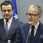 После непозивања српских новинара на конференцију за медије, саопштење на српском ипак стигло