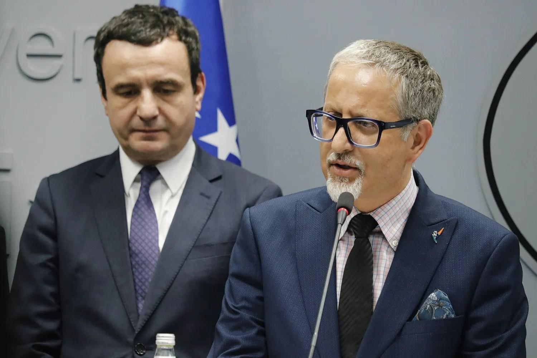 Витиа: Одлуку о карантину С. Митровице и Звечана донело Министарство здравља уз пуну координацију са локалним властима, наставићемо да координишемо са градоначелницима