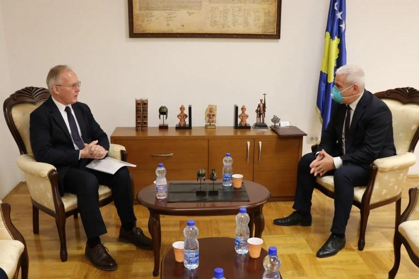 Јан Брату и Ђељаљ Свечла о актуелној епидемиолошкој ситуацији на Косову
