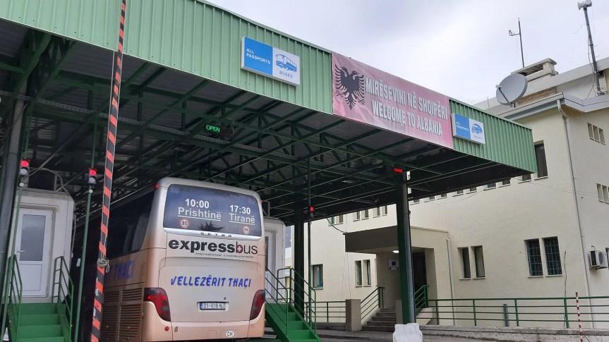 Гранични прелази са Албанијом затворене су данас у 06.00 часова