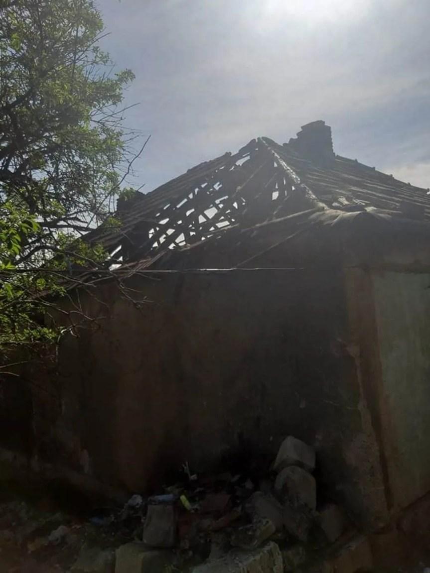 У Јањиној Води запаљена кућа Ристића