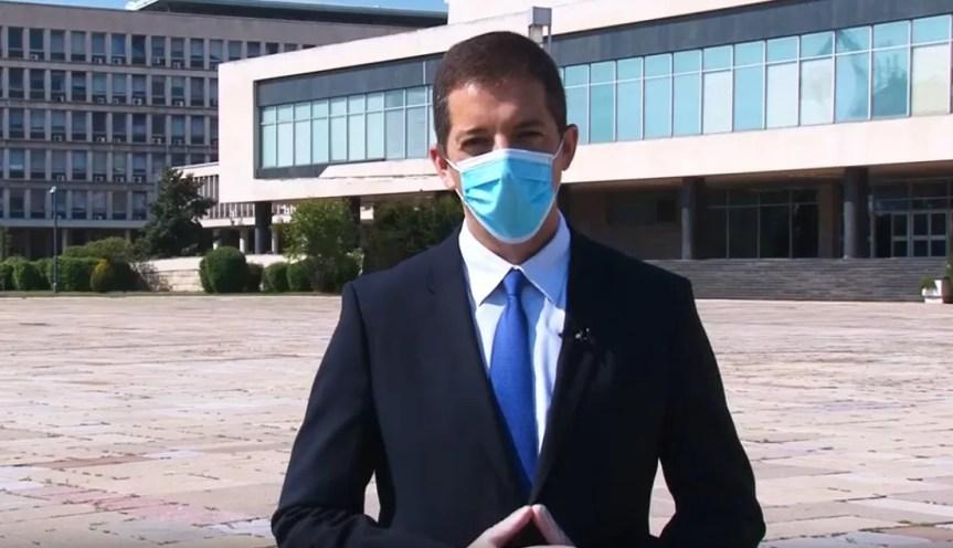 Марко Ђурић позвао на стриктно поштовање препорука лекара током викенда