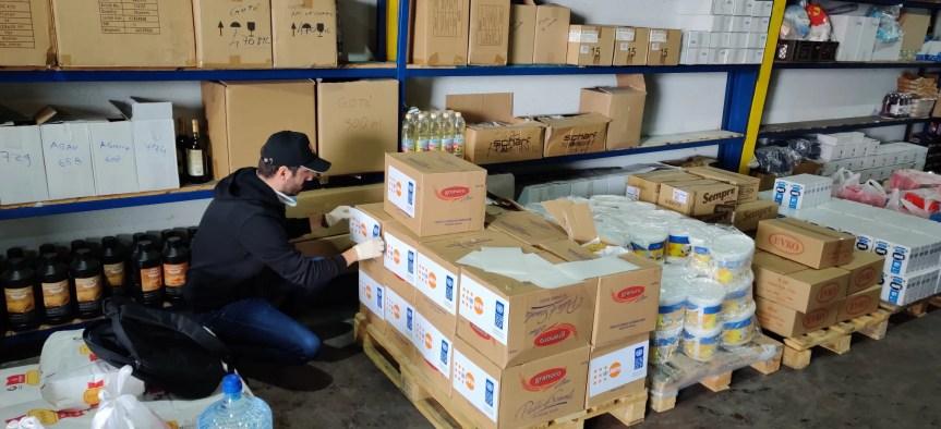 УНФПА и УНДП обезбеђују храну за жене и децу у сигурним кућама на Косову