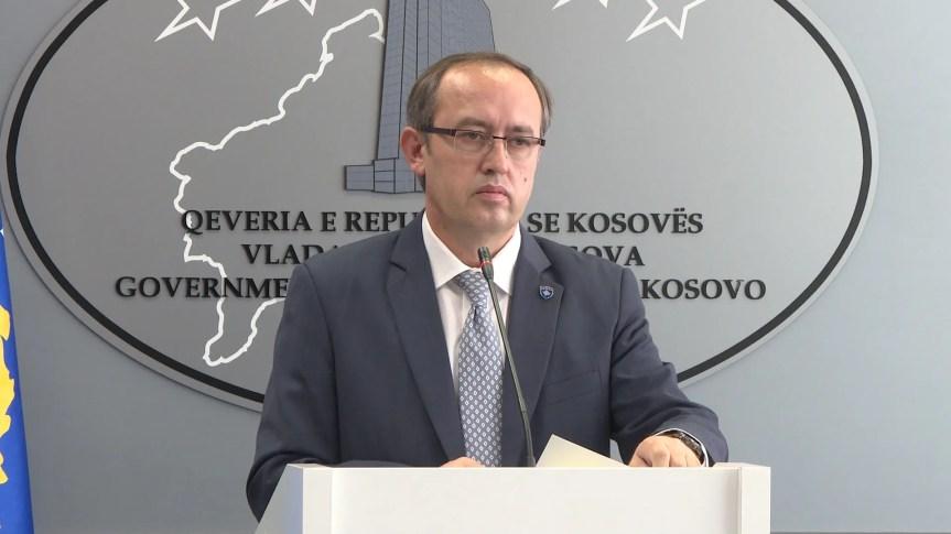 Авдулах Хоти после састанка са Макроном: Француска ће подржати дијалог Косова и Србије до међусобног признања