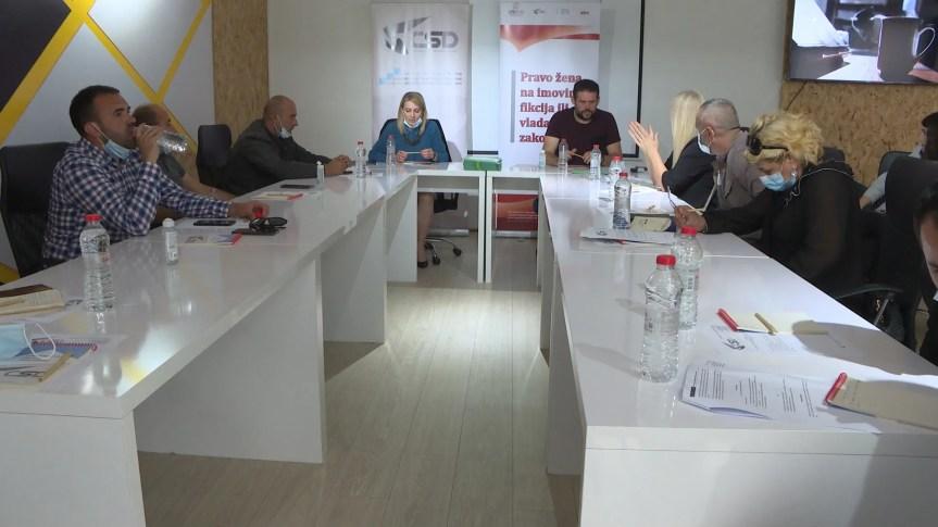 У Грачаници потписана Декларација о заштити и промоцији имовинских права жена