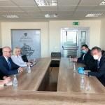 Ракић са амбасадорима Италије и Немачке о наставку дијалога и актуелној ситуацији
