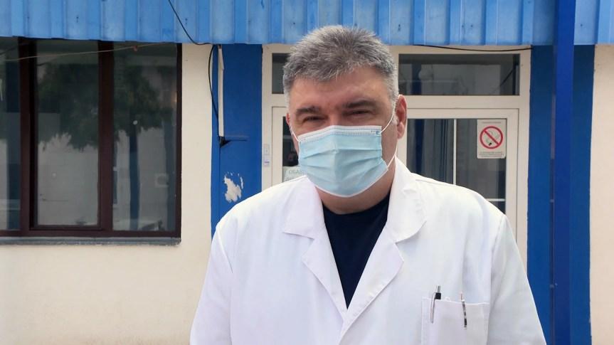 Др Братислав Лазић: Епидемиолошка ситуација на централном Косову под контролом, али није задовољавајућа