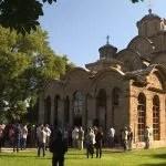 У Грачаници обележена храмовна слава манастира