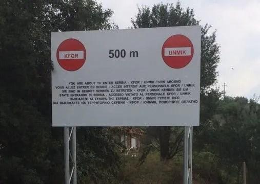 """Протест у Карачеву због """"уласка српске жандармерије"""""""